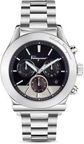 Salvatore Ferragamo Time Stainless Steel Chronograph, 33mm