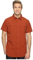Columbia Twisted Divide Short Sleeve Shirt Men's Short Sleeve Button Up