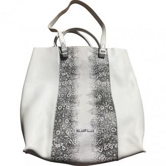 Helmut Lang \N White Leather Handbags