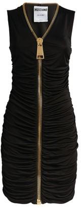 Moschino Zip-Detail Dress