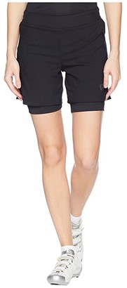 Pearl Izumi Journey Shorts (Black) Women's Shorts