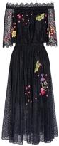 Temperley London Leo Lace Off-Shoulder Dress
