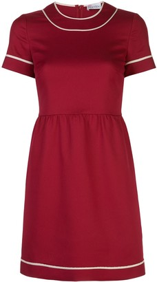 RED Valentino Cady short cotton dress