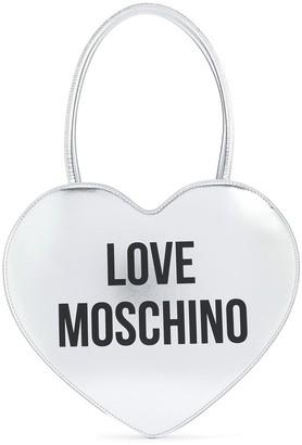 Love Moschino Heart Shaped Shoulder Bag