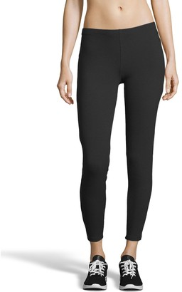 Hanes Women's Stretch Jersey Leggings
