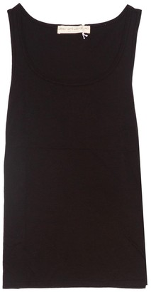 Plays Well With Others The Globe Trotter Tank in Pure Black