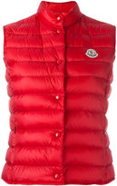 Moncler 'Liane' padded gilet - women - Feather Down/Polyamide - 3