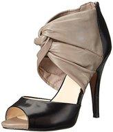 Nine West Women's Fertado Leather Dress Pump