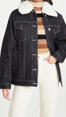 WeWoreWhat Oversized Jacket