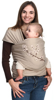 Moby Wrap UV Baby Carrier - Almond Blossom
