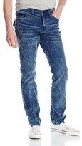 True Religion Men's Geno Flap Pocket Triple Needle Cord Pant