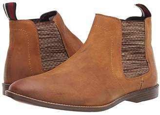 Ben Sherman Gaston Chelsea (Tan Leather) Men's Boots