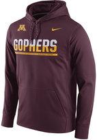 Nike Men's Minnesota Golden Gophers Circuit Hoodie