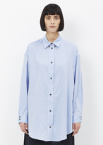 Rachel Comey light blue ivins top