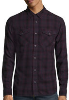 Vans Belmonts Long-Sleeve Woven Shirt