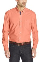 Nautica Men's Solid Oxford Shirt