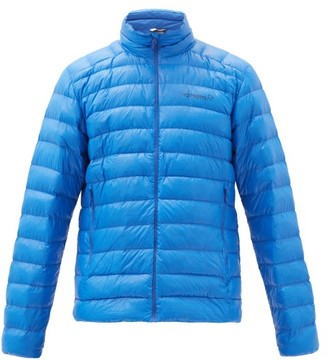 Norrona - Lightweight Quilted Down Jacket - Blue