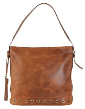Hadaki Genuine Leather Retro Hobo
