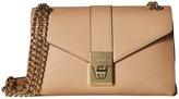 Calvin Klein Alexis Saffiano Shoulder Bag