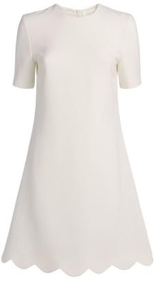 Goat Jolie Scalloped Dress