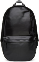 Haerfest Black Leather H5 Capsule Backpack