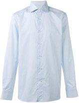 Ermenegildo Zegna striped shirt - men - Cotton - 39