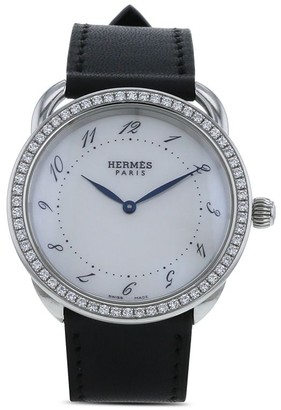 Hermes 2009 pre-owned Arceau watch