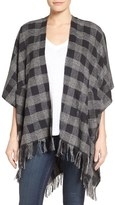 Sole Society Women's Check Print Wrap