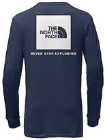 The North Face Long-Sleeve Red Box T-Shirt