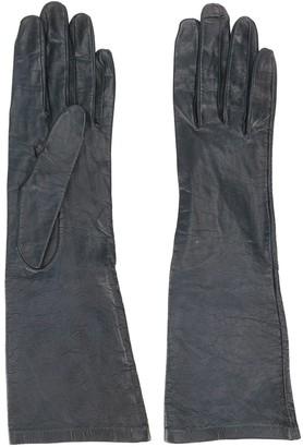 Saint Laurent Pre-Owned 1980's mid-length gloves