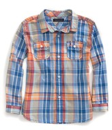 Tommy Hilfiger Final Sale-Plaid Shirt