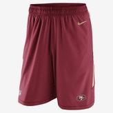 Nike SpeedVent (NFL 49ers) Men's Training Shorts