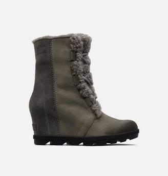 Sorel Women's Joan of Arctic Wedge II Shearling Boot