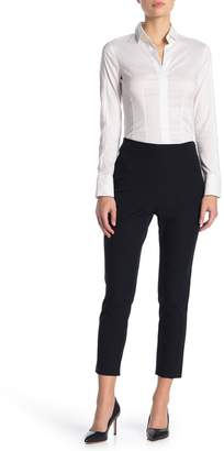 Elie Tahari Jessalyn Slim Stretch Twill Pants