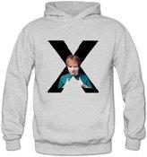 Louisrue Hoodie Women's Ed Sheeran The X Hoodie M