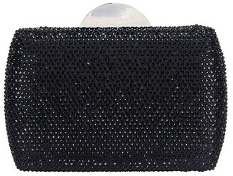 Nina Pacey Black Bead Bag