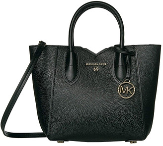 Michael Kors Women's Totebags - Black Mae Leather Tote