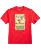 Lrg Men's Animal Kracker Logo-Print T-Shirt