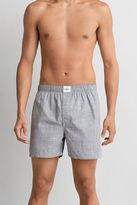 American Eagle Outfitters AE Heathered Poplin Boxer