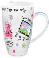 Lolita porcelaine tasse de café - Mummy's Time Out - Tasse