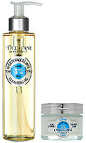 L'Occitane Shea Face and Shea Cleansing Oil Duo