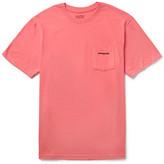 Patagonia - P-6 Printed Organic Cotton-jersey T-shirt