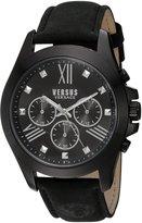Versus By Versace Men's SBH010015 Chrono Lion Analog Display Quartz Watch