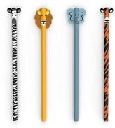 Kikkerland Safari Colouring Pencils - Set of 3