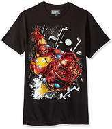 Marvel Men's Star Scope Short Sleeve T-Shirt