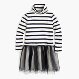 J.Crew Girls' turtleneck tulle dress