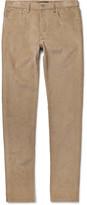 A.P.C. Petit New Standard Slim-Fit Cotton-Corduroy Trousers