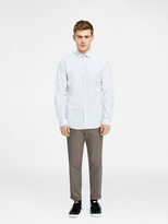 DKNY Micro-Stripe Dress Shirt