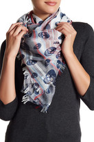 Collection XIIX Skull Stripes Wrap