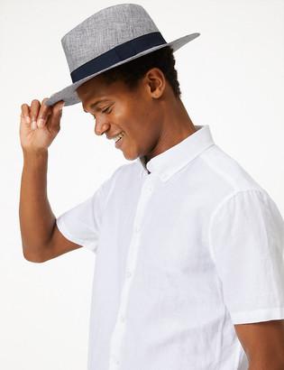 Marks and Spencer Textured Ambassador Hat